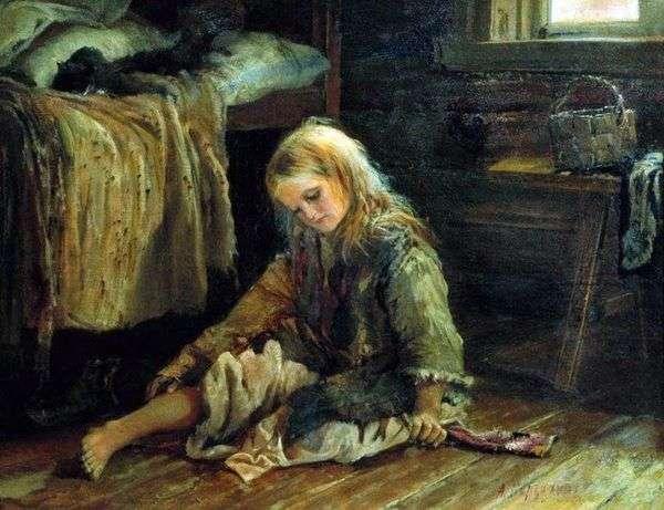 女孩   阿列克谢Korzukhin