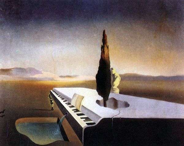 Necrofil的来源,从钢琴上获得的代码   萨尔瓦多 达利