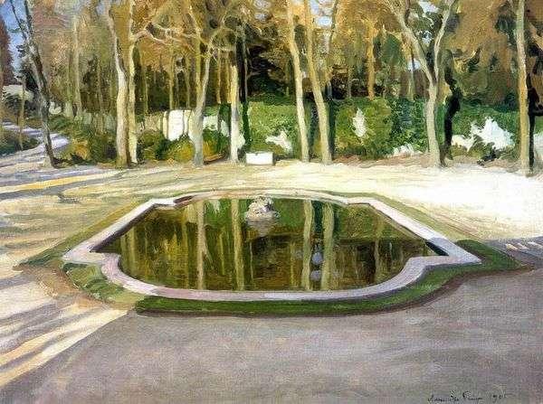 特里亚农的镜子   Alexander Benoit