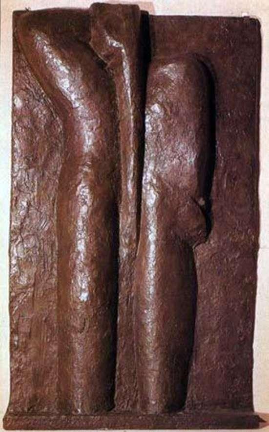 雕塑   亨利马蒂斯