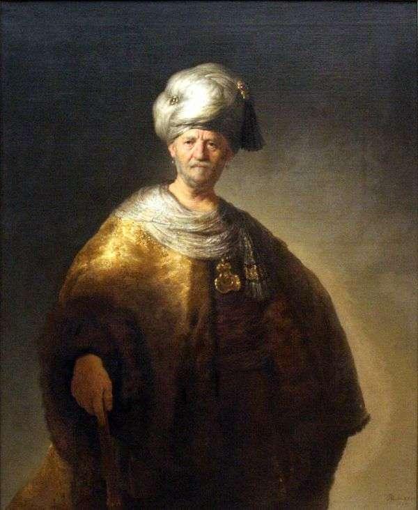 贵族斯拉夫   伦勃朗哈门斯范莱茵