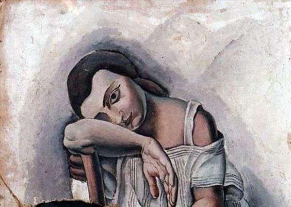 安娜玛丽亚   萨尔瓦多 达利的肖像