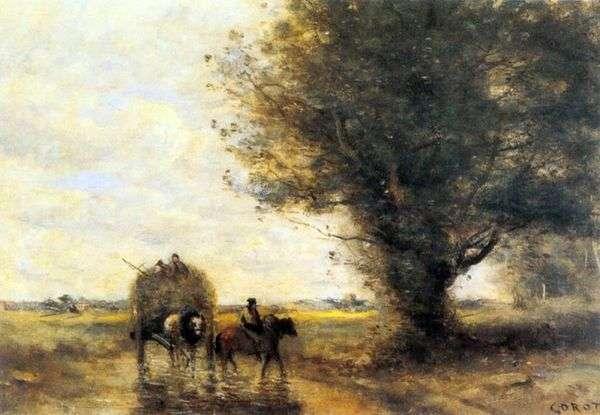 Sungis   Camille Corot