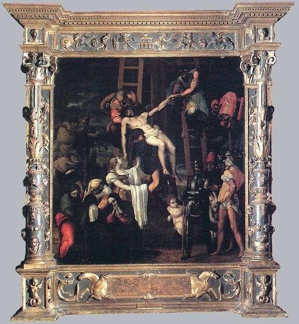 来自十字架的血统   Pedro Machuca
