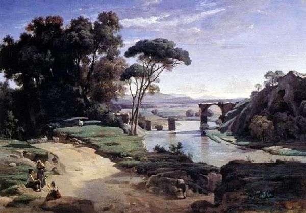 通往纳尔尼的桥梁   卡米耶柯罗特