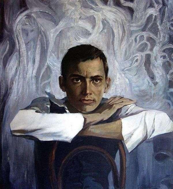 Poet G. Tukay   Efim Simbirin
