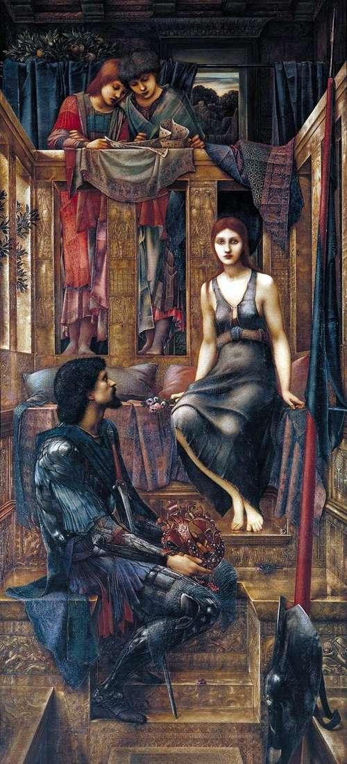 Kofetua国王和乞丐女孩   爱德华伯恩琼斯