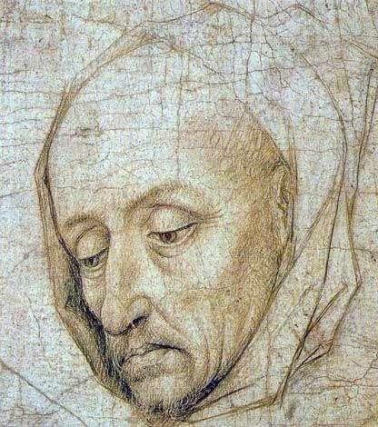 圣约瑟夫的头   Rogier van der Weyden