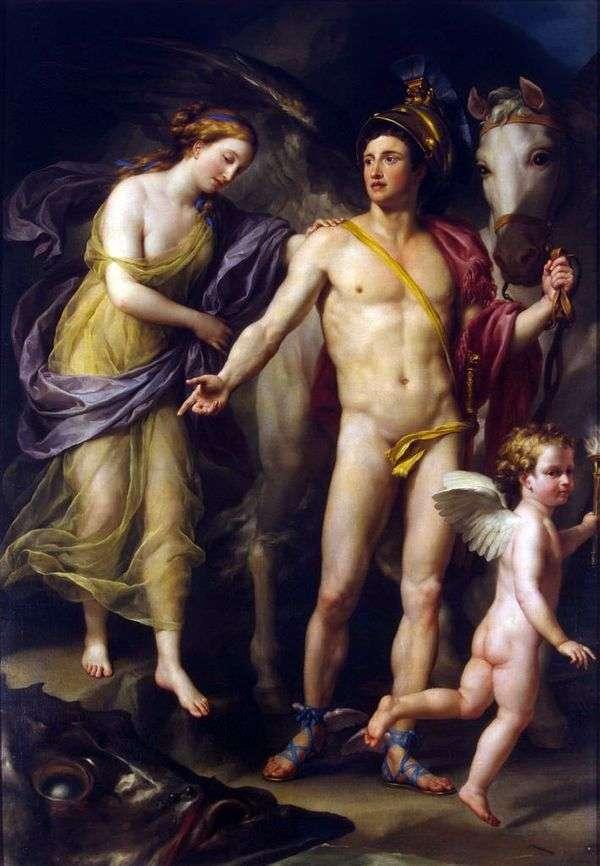 珀尔修斯和仙女座   安东拉斐尔门格斯