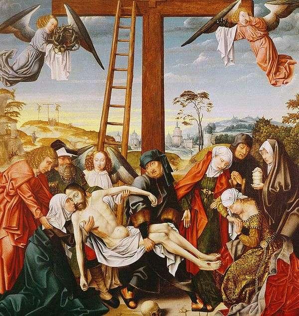 Pieta   Rogier van der Weyden