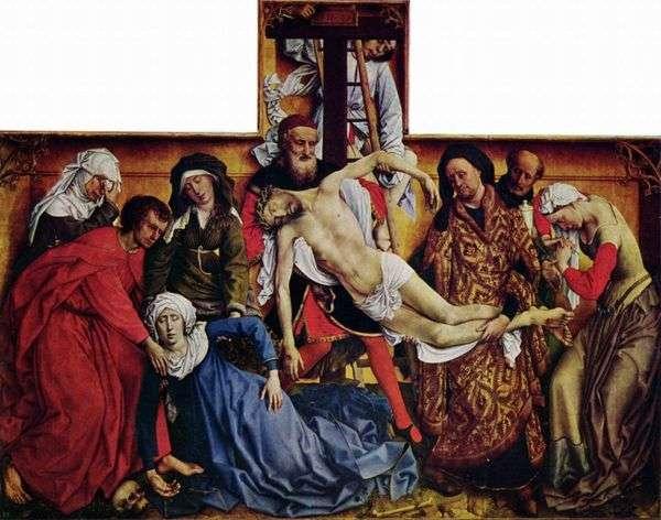 来自Cross的血统   Rogier van der Weyden
