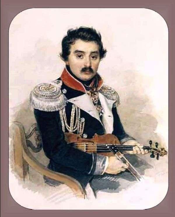 A. F. Lvov的肖像   彼得索科洛夫