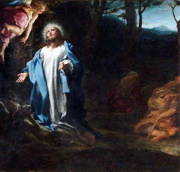 客西马尼园中的祈祷   科雷焦(Antonio Allegri)