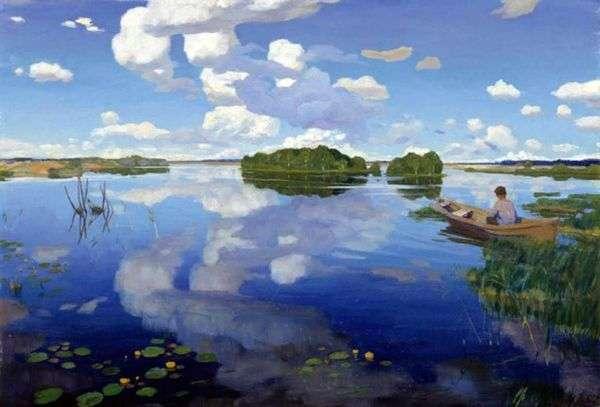 湖   格雷戈里鲍勃罗夫斯基