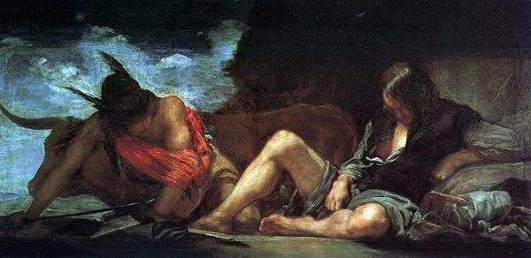 水星和阿古斯   迭戈韦拉斯克斯