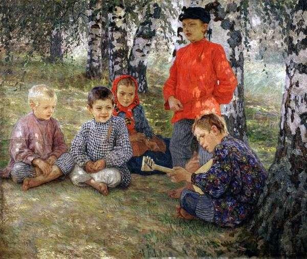 Virtuoso   Nikolai Bogdanov Belsky