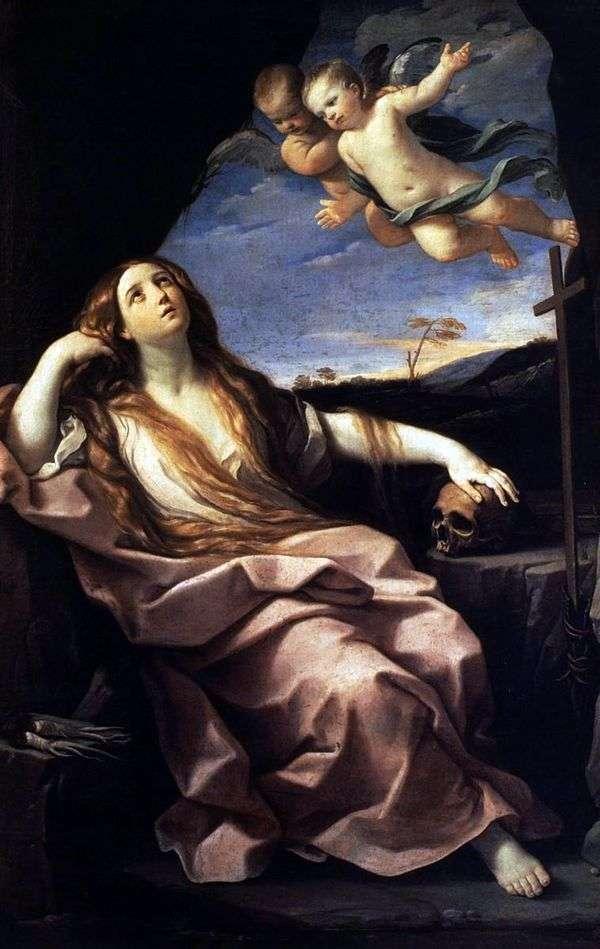 抹大拉的马利亚和天使   圭多雷尼