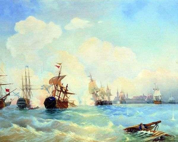 1790年5月2日狂欢战   阿列克谢博格罗波夫
