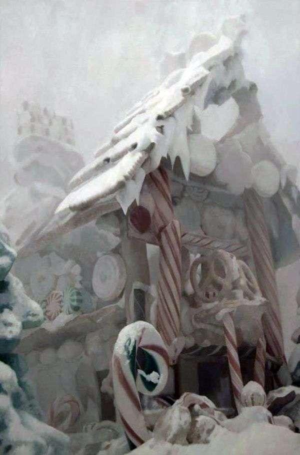 幻影之家   将棉花