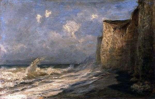 埃特尔塔。Low Tide(法国)   Alexey Bogolyubov