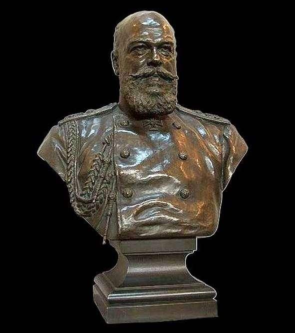 皇帝亚历山大三世的胸围   亚历山大博克