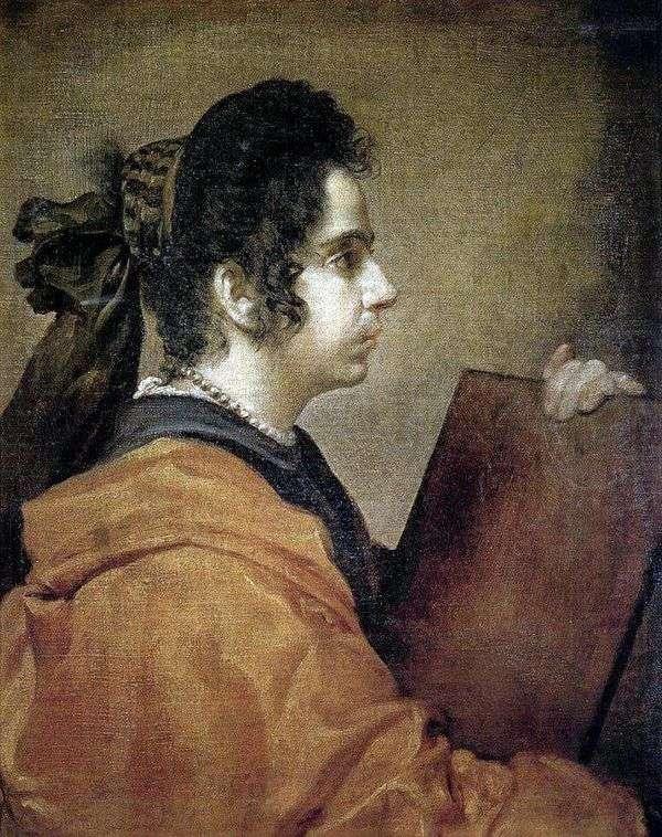 Sibyl   Diego Velasquez