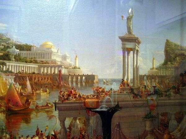帝国的鼎盛时期   托马斯科尔