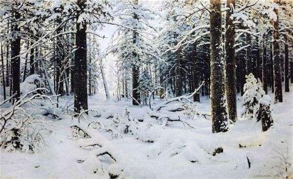 冬天   伊万希什金