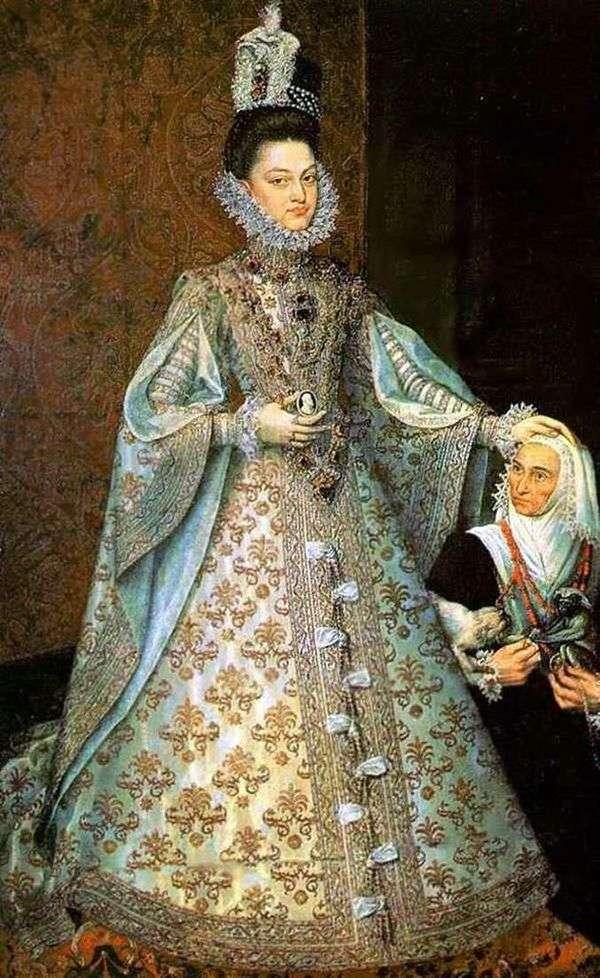 Infanta Isabel和Magdalena Ruiz   AlonsoSánchezCoelho