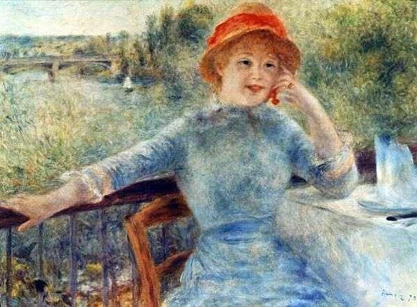 Alfonsina Furnes   Pierre Auguste Renoir