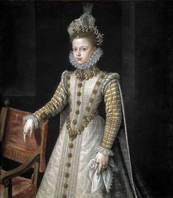 Infanta Isabel Kiafa Eugenio   Alonso Sanchez Coelho