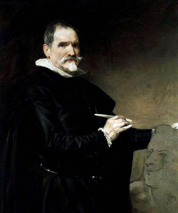 Juan Martinez Montanes   Diego Velasquez