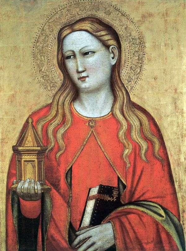 圣玛丽抹大拉   安东尼奥威尼斯诺