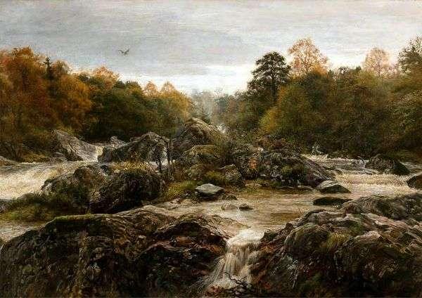 Manie Streaming Murmur   John Everett Millais
