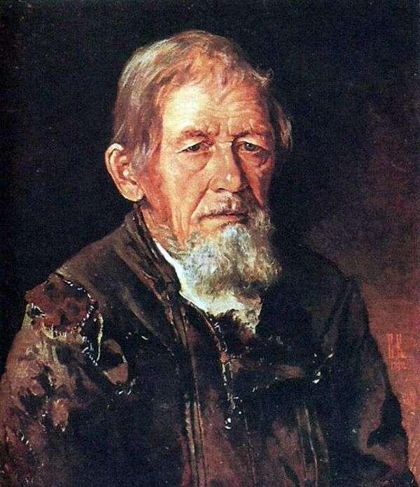 史诗故事的肖像故事   伊万克拉姆斯科伊