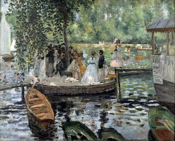 Frogman   Pierre Auguste Renoir