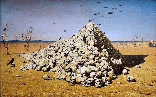 战争的典范   Vasily Vereshchagin
