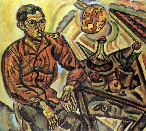 Nubiola   胡安米罗的肖像