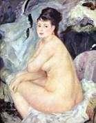 裸体   皮埃尔奥古斯特雷诺阿