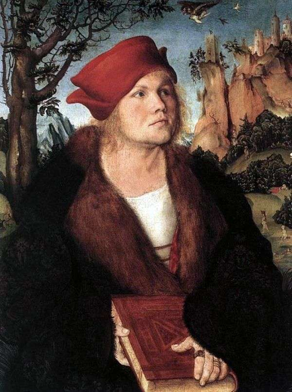 Johann Kuspinian博士   Lukas Cranach