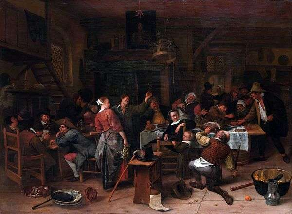 派对在威廉王子三世的生日   扬斯蒂恩