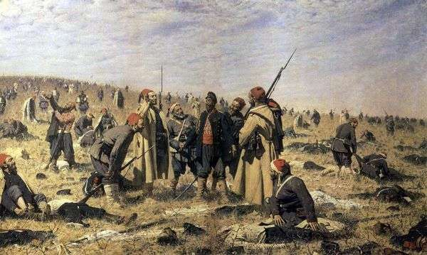 获奖者   Vasily Vereshchagin