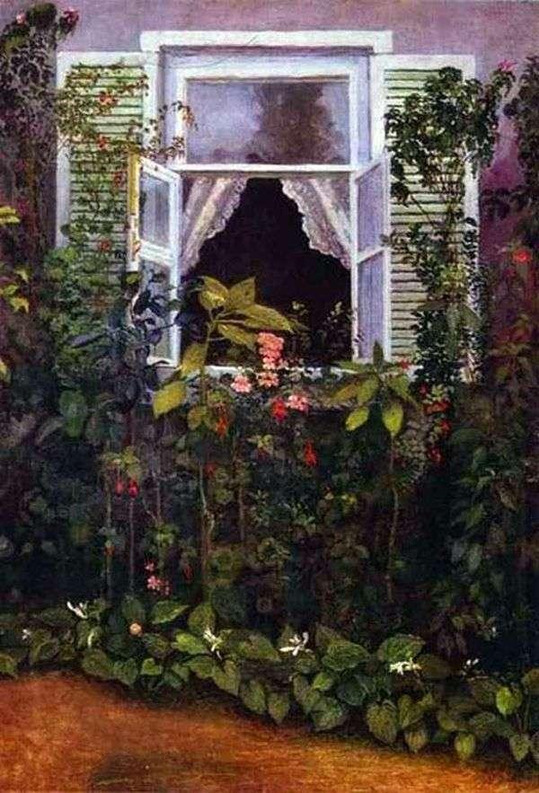 窗口   Victor Borisov Musatov