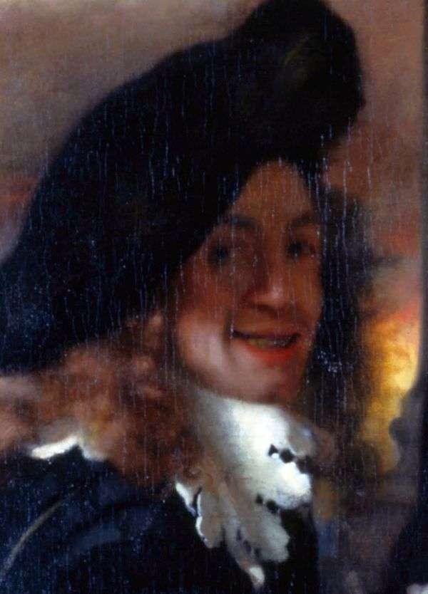 自画像   Jan Vermeer