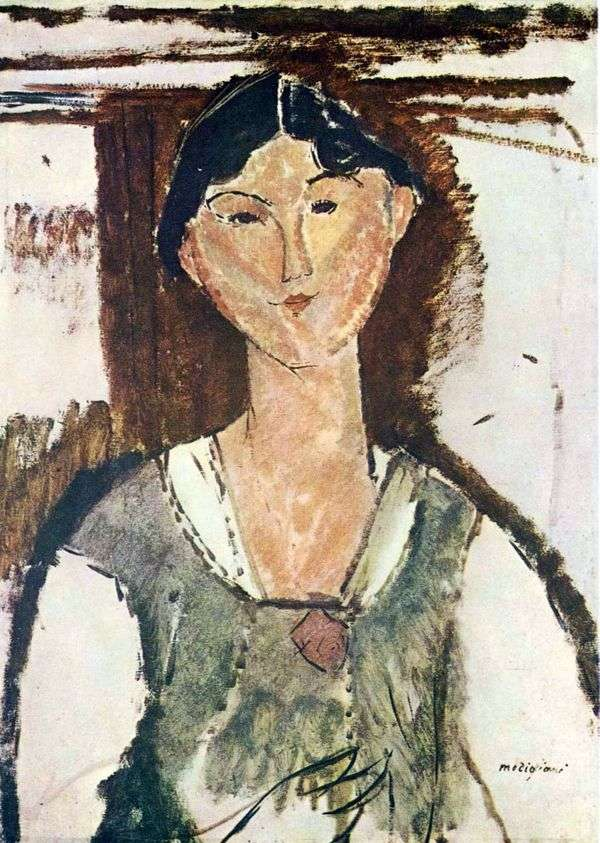 Beatrice Hastings   Amedeo Modigliani