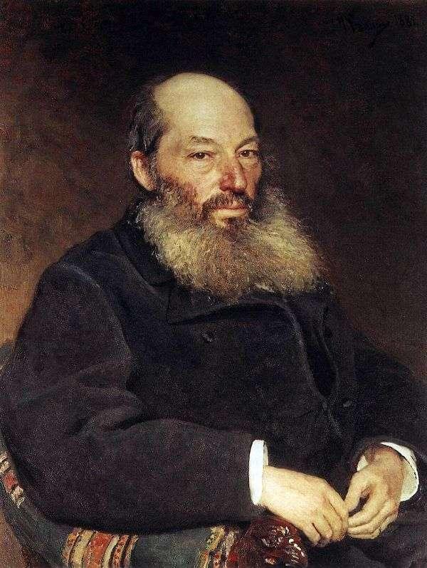 Athanasius Fet   伊利亚 列宾