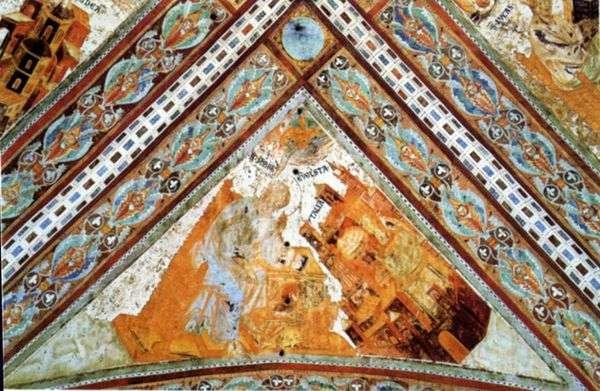 圣马克福音传教士   Giovanni Cimabue(Chenni di Pepo)