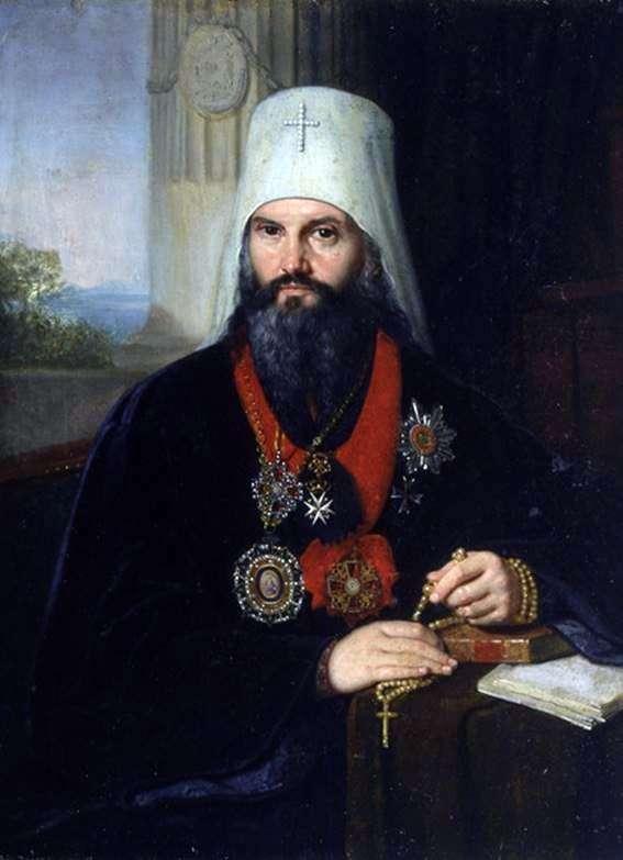 米哈伊尔 德斯尼茨基的肖像   弗拉基米尔 博罗维科夫斯基