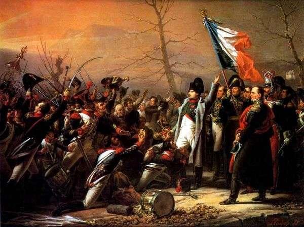 拿破仑从厄尔巴岛返回   瓦西里 伊万诺维奇 斯腾伯格