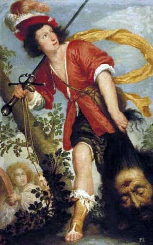 大卫与歌利亚的头   贝尔纳多斯特罗齐